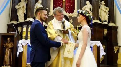 Ślub przysięga Brodnica