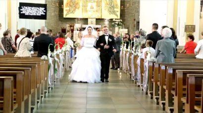 Skrót filmu ślubnego Iwony i Dawida