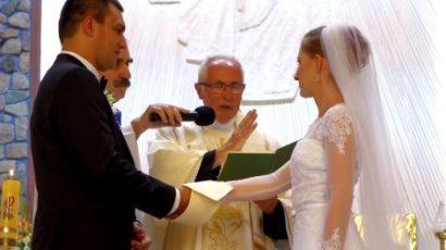 Skrót filmu ślubnego Angeliki i Macieja
