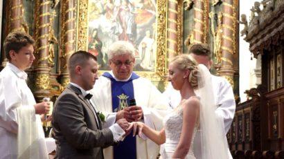 Zwiastun filmu ślubnego Magdy i Piotra